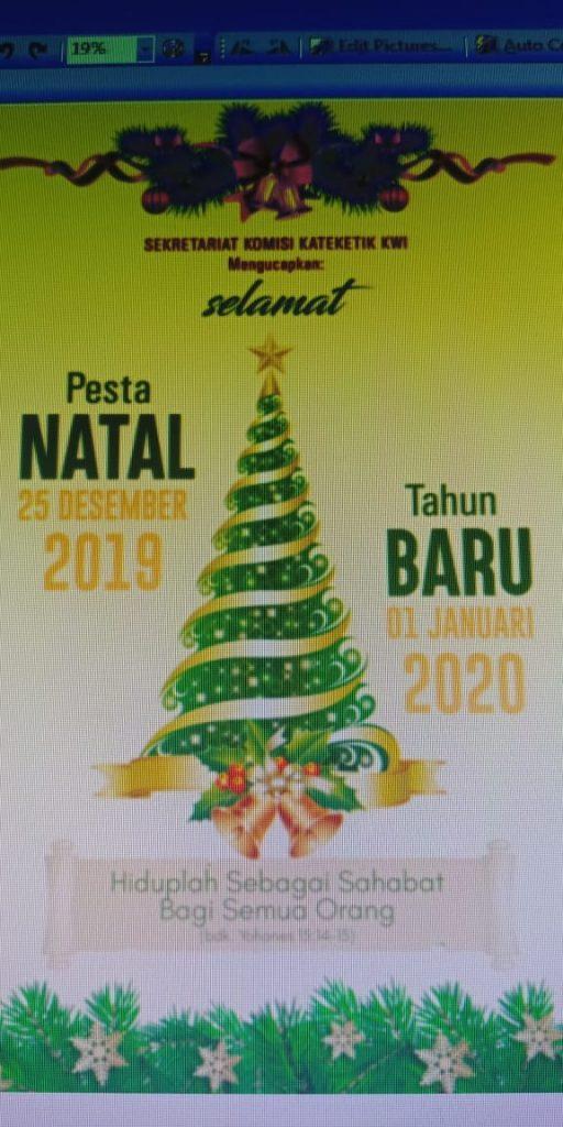 Desember 2019 Komkat Kwi